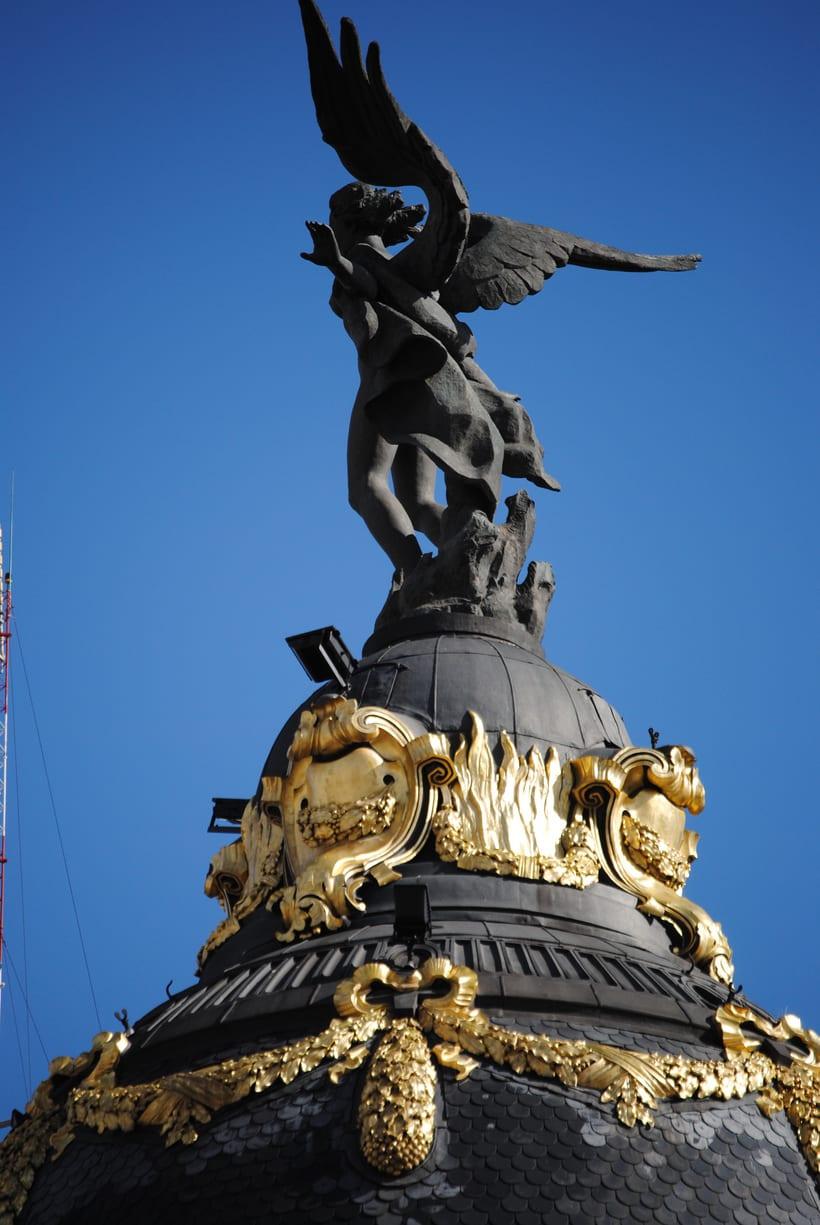 Mira al cielo Madrid! 1