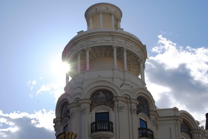 Mira al cielo Madrid! 2