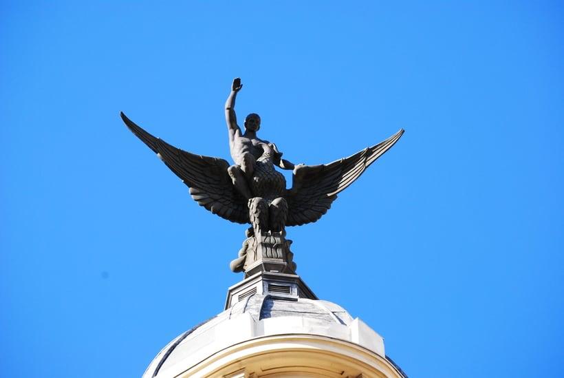 Mira al cielo Madrid! 4