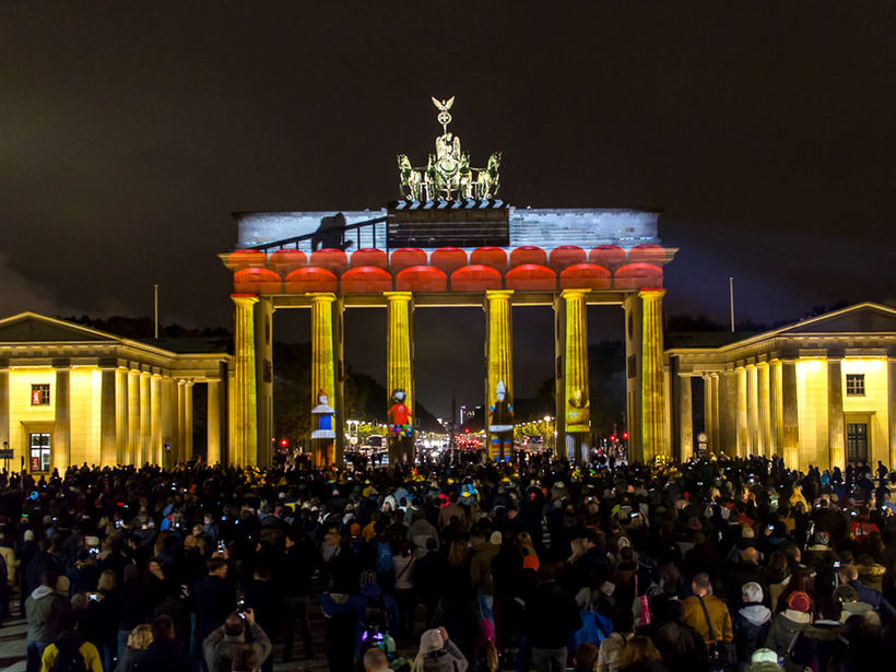 Berlin Festival of Lights Award 2015  0
