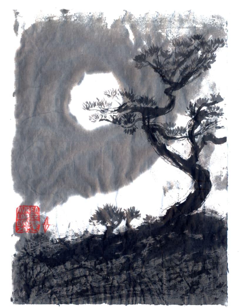 Pintura Zen 11