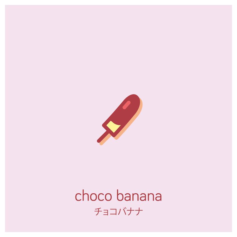 Snacks japanese people enjoy - an icon set 3
