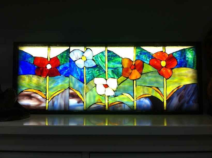 Vidrieras Artísticas Técnica Tiffany 3