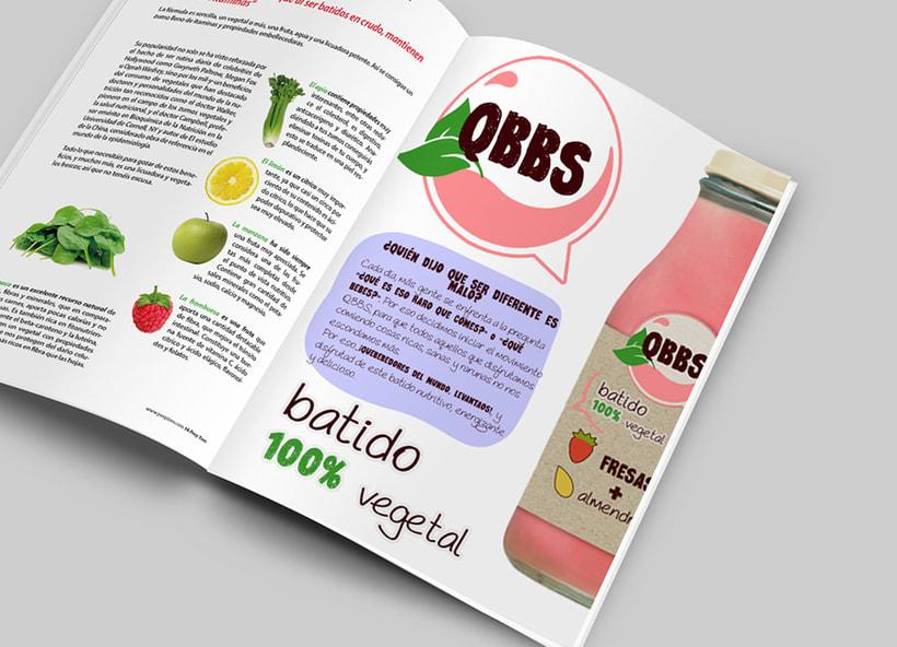 Creación y diseño de bebida vegetal 3