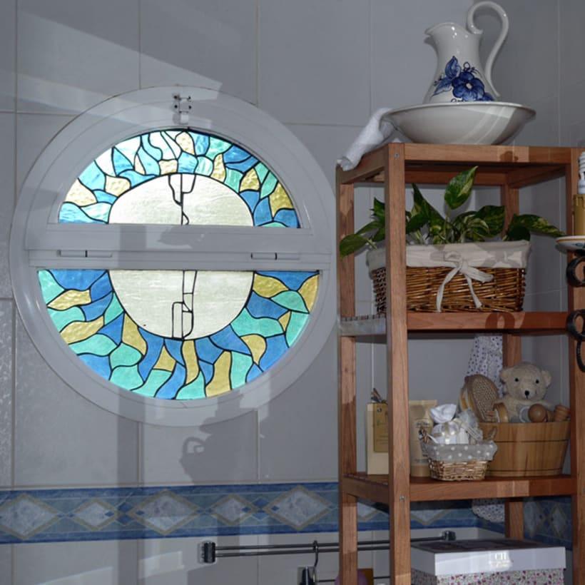 Vidrieras Artísticas Técnica Tiffany 4