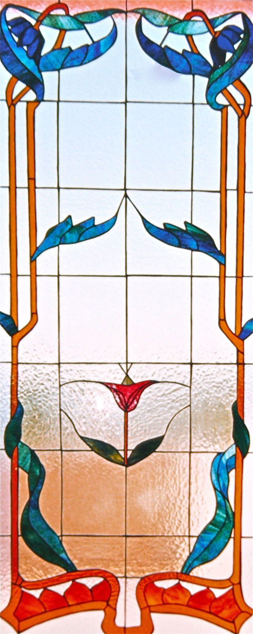 Vidrieras Artísticas Técnica Tiffany 12