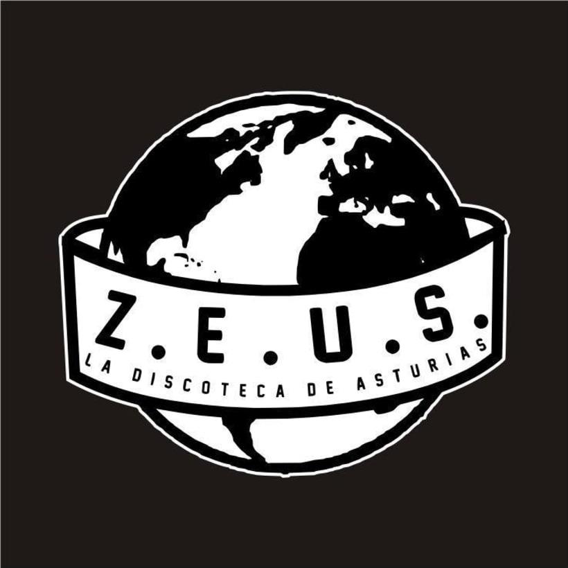 """""""Paradise garage@Zeus"""" : Creación de materiales de imagen para club itinerante. 1"""
