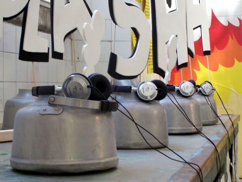 Accidente Laboral Proyecto publicado en octubre de 2010    Cliente: Arenas Movedizas 2010        Agencia: LaModern Modern  (Héctor del Campo y Alejandro Mazuelas Kamiruaga) 4