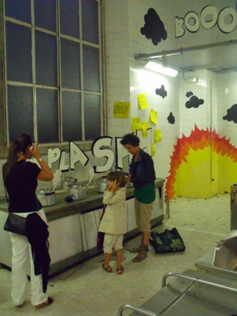 Accidente Laboral Proyecto publicado en octubre de 2010    Cliente: Arenas Movedizas 2010        Agencia: LaModern Modern  (Héctor del Campo y Alejandro Mazuelas Kamiruaga) 9