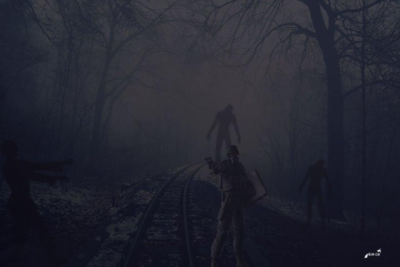 Zombies . -1