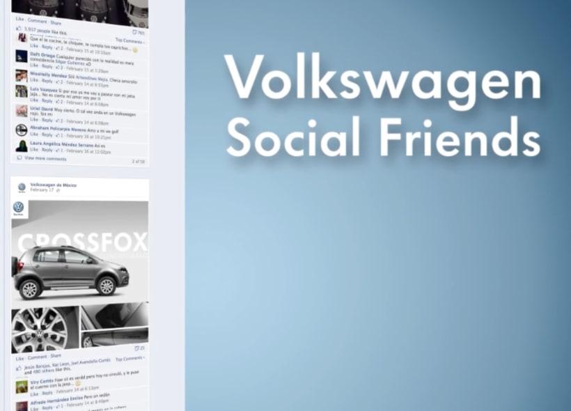 Volkswagen - Servicios (24/7): Aportación: Research y Estrategia 1