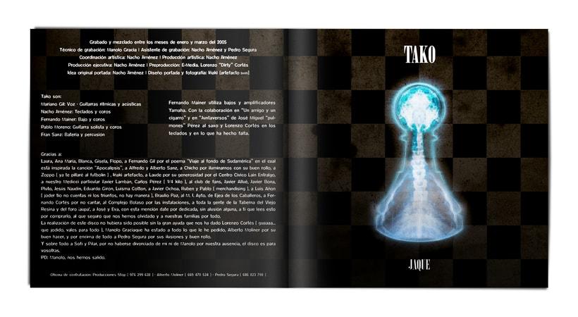 TAKO / JAQUE 3