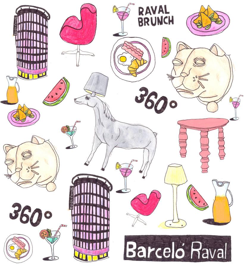 Barceló Raval Hotel 0