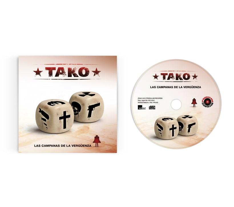 TAKO / LAS CAMPANAS DE LA VERGÜENZA 2