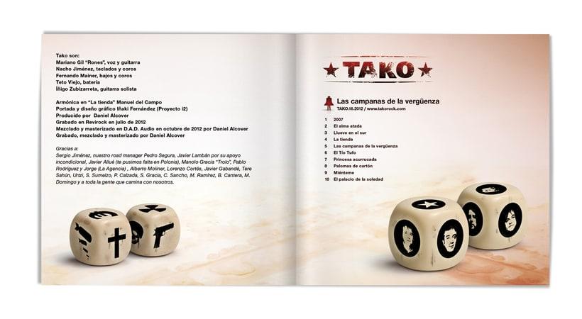 TAKO / LAS CAMPANAS DE LA VERGÜENZA 3