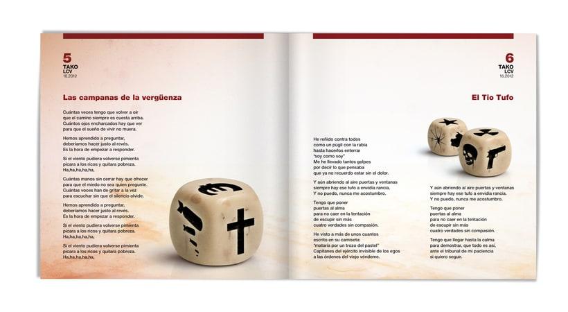 TAKO / LAS CAMPANAS DE LA VERGÜENZA 6