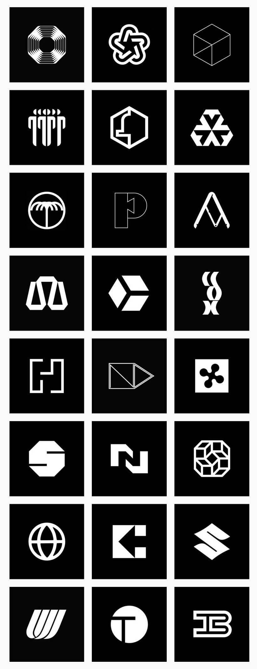 Logo Archive: los mejores logotipos del siglo XXI 2