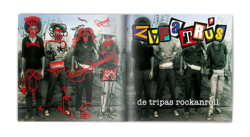 DE TRIPAS ROCKANROLL 0