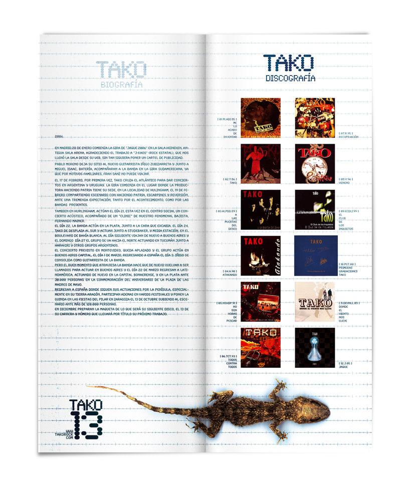 TAKO / 13 16