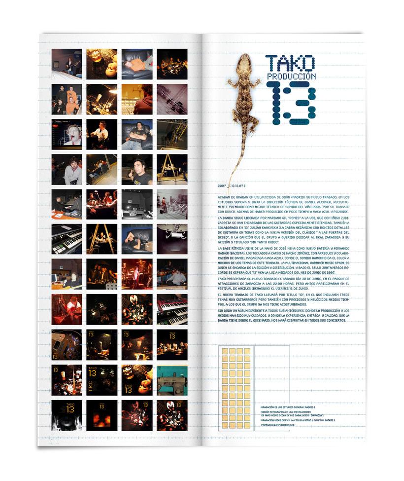 TAKO / 13 18