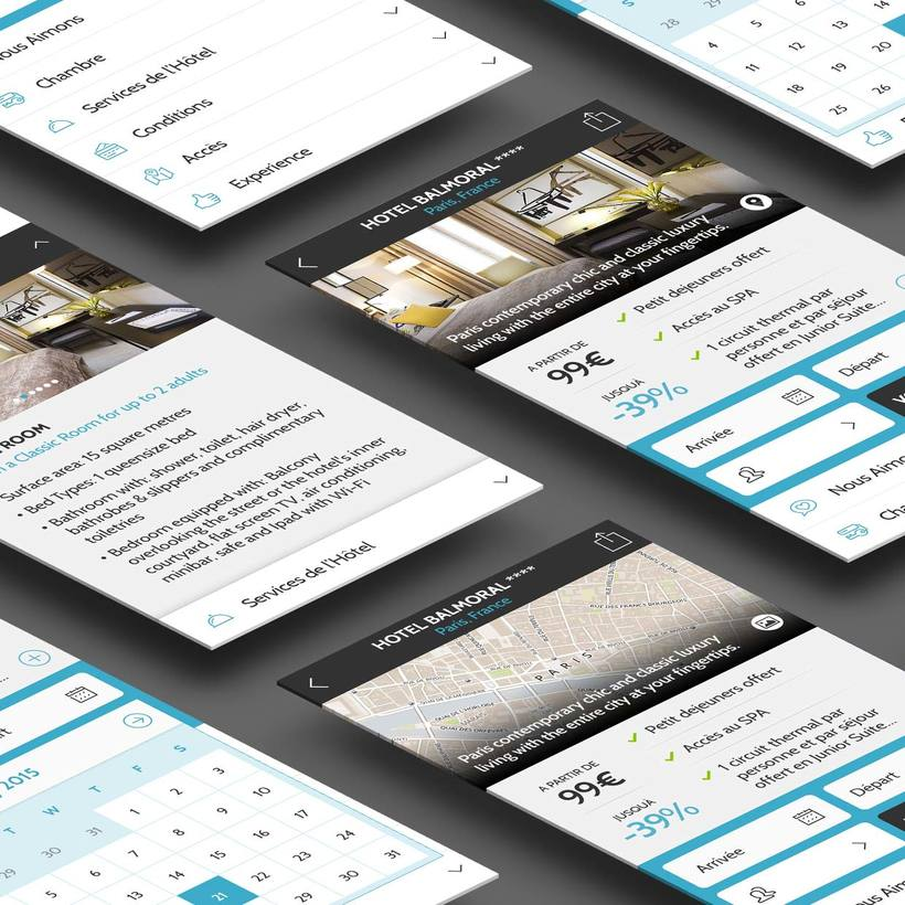 VeryChic mobile website mock ups 2