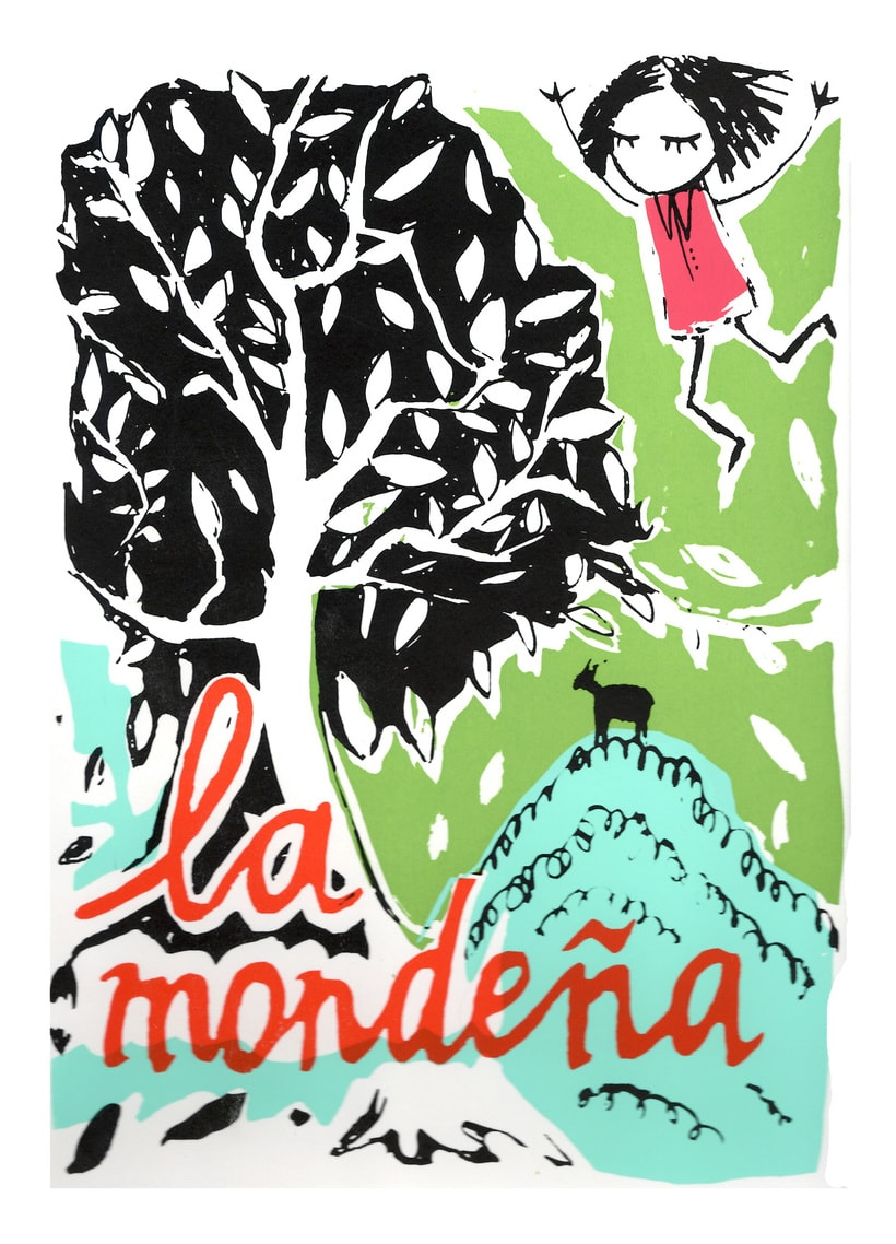 La Mondeña - serigrafía edición de 20 -1