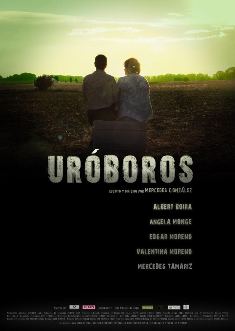 Nuestro cortometraje Uróboros, en post-producción -1