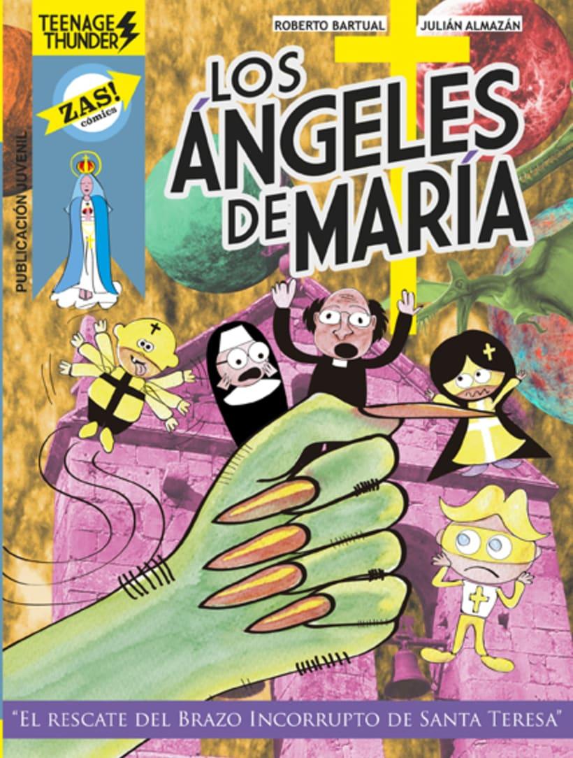 Los Ángeles de María 0