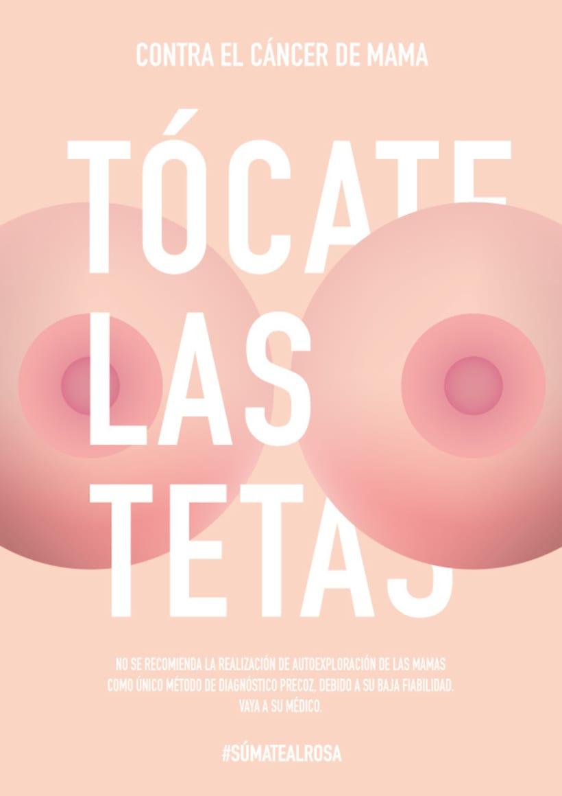 Contra el cáncer de mama > Campaña 1