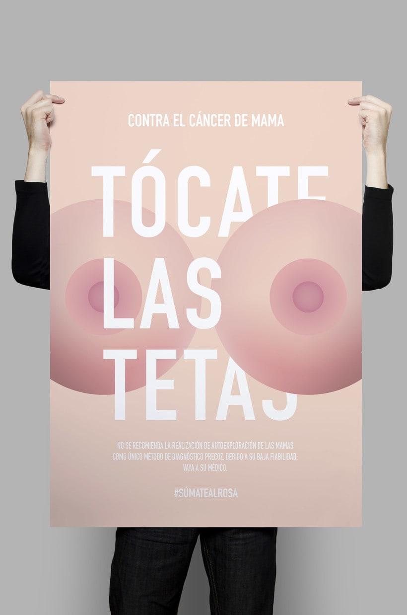 Contra el cáncer de mama > Campaña 2