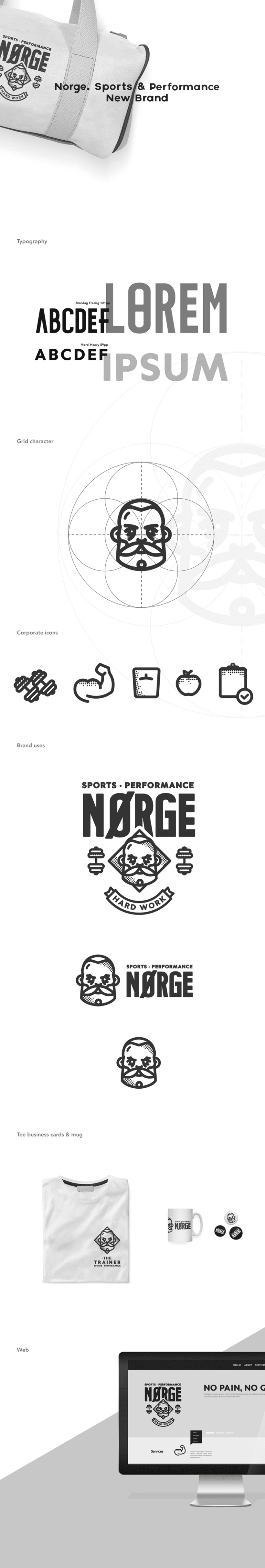 Norge. Sports & Performance 1