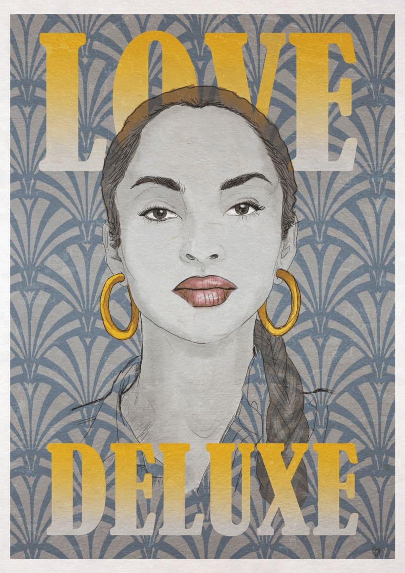 """""""EVERYBODY IS A STAR"""" / Serie de ilustraciones para Poster.   0"""