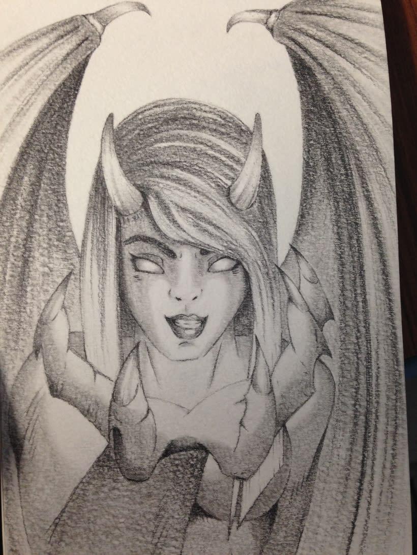 Evil Girl 0