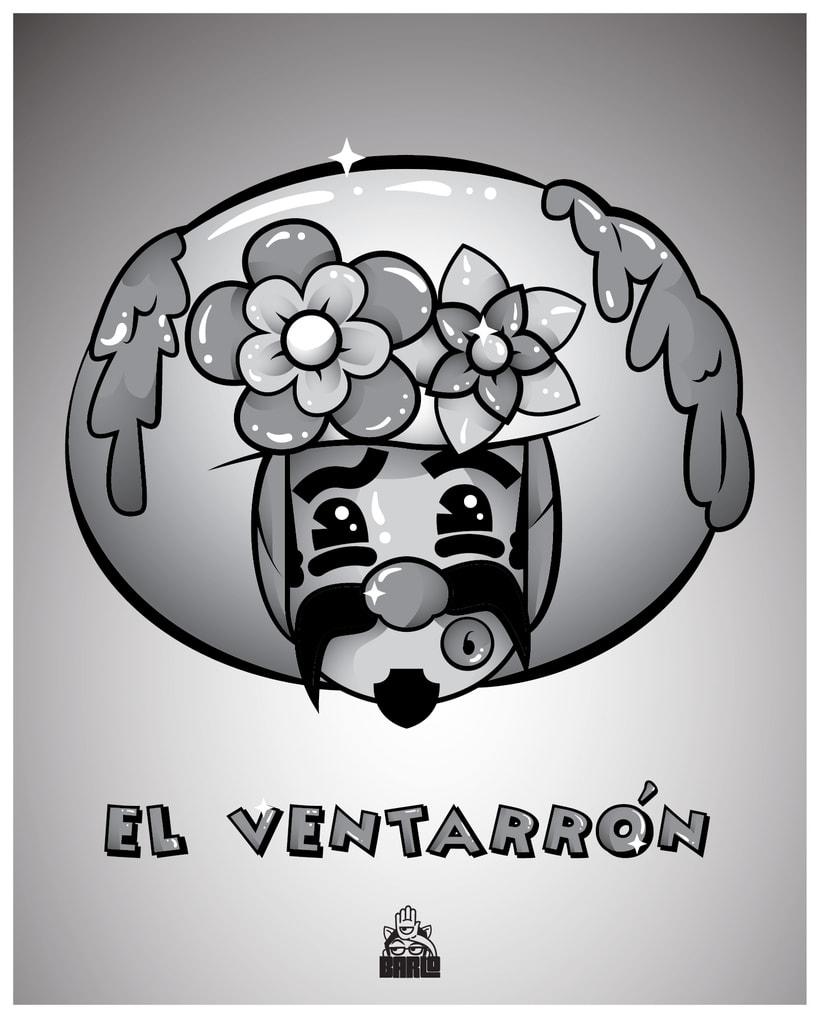 Los Tlacololeros, vol. 1 -1