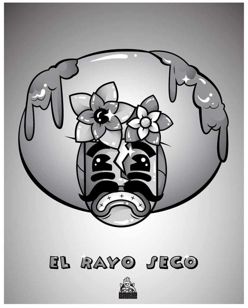 Los Tlacololeros, vol. 1 1