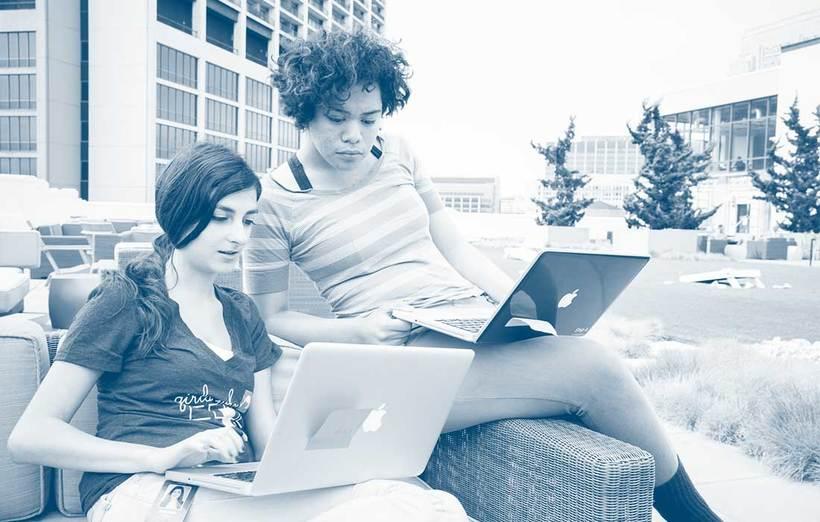 Girls who code, el mundo de la programación es de ellas  2