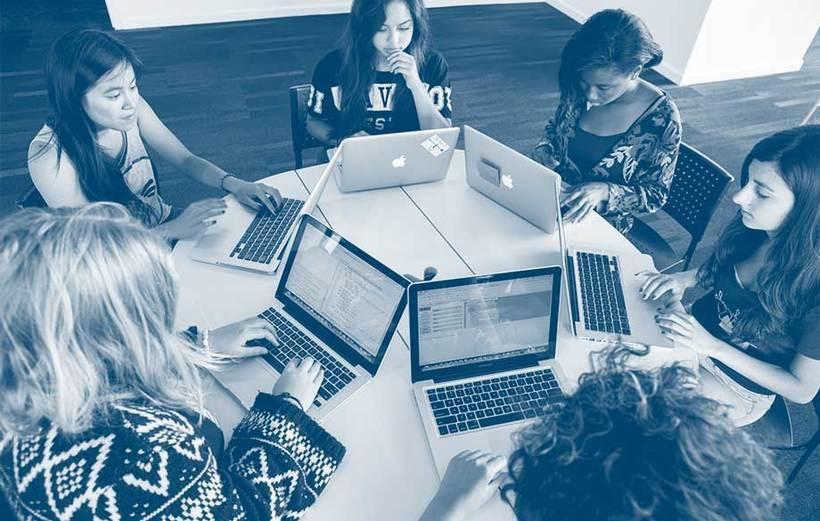 Girls who code, el mundo de la programación es de ellas  6