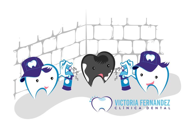Victoria Fernández Clínica Denta 0