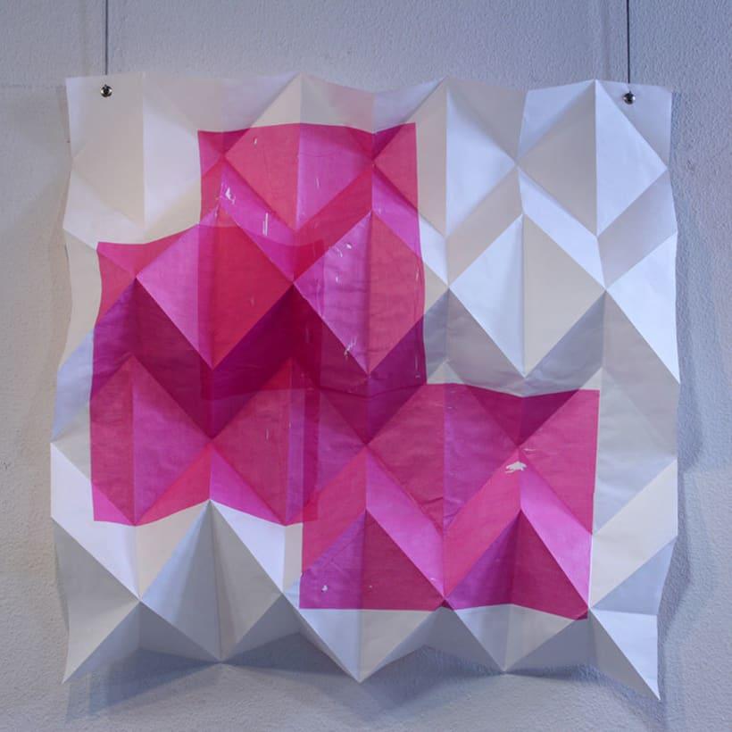 Plegar el Vacío [ #PaperArt ] 5