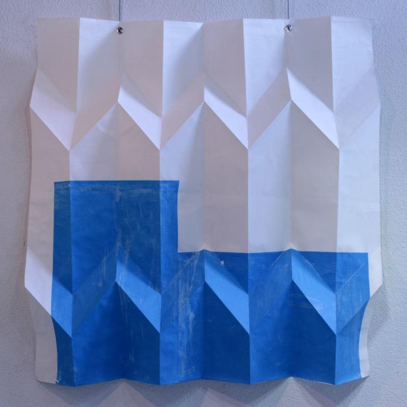 Plegar el Vacío [ #PaperArt ] 7