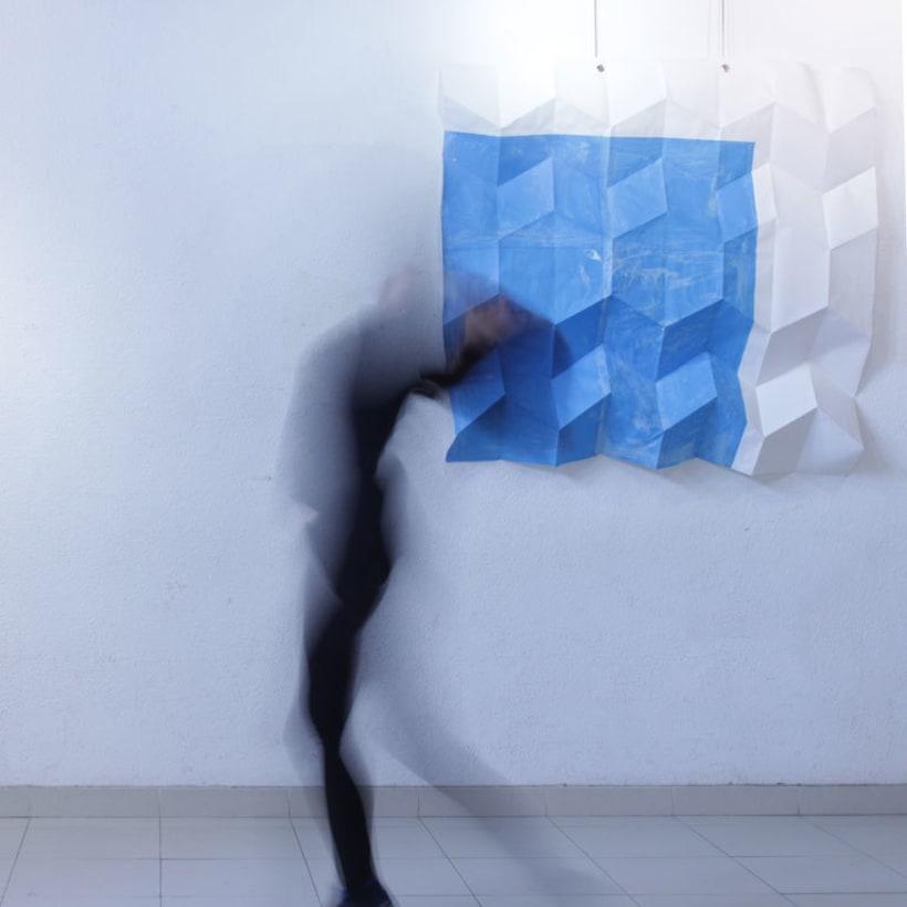 Plegar el Vacío [ #PaperArt ] 8