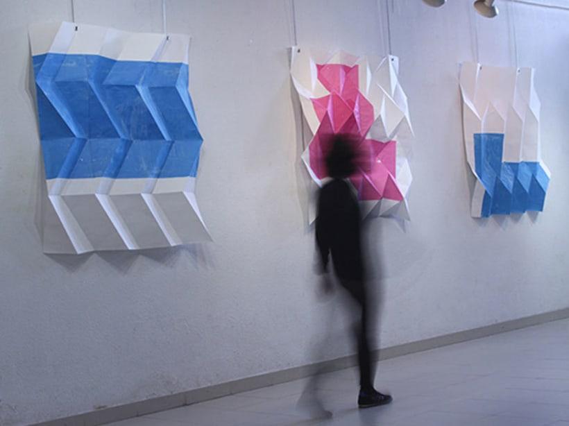 Plegar el Vacío [ #PaperArt ] 6