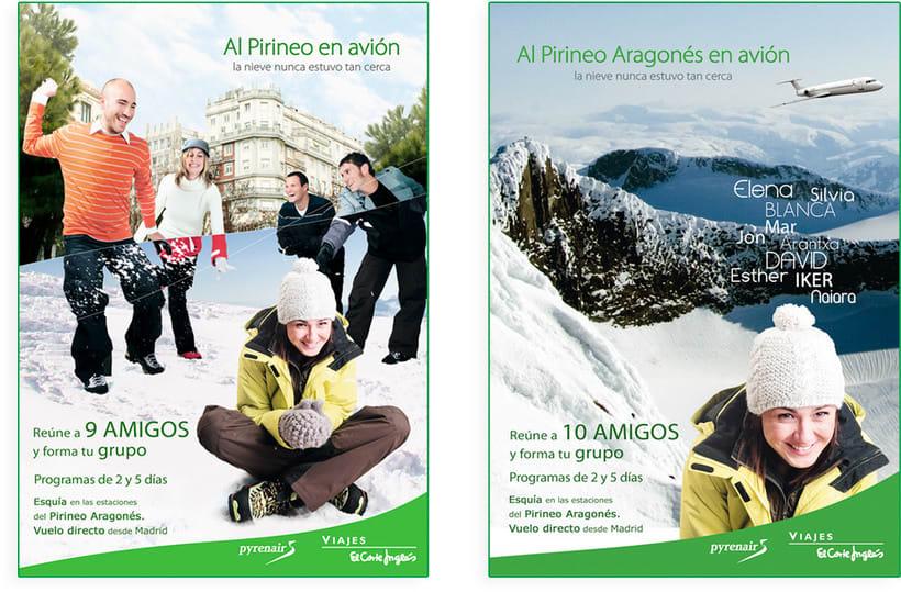 Identidad Corporativa + Campaña Publicidad y Medios ON / OFF 5