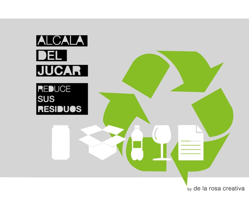 ALCALÁ DEL JÚCAR, REDUCE SUS RESIDUOS 0