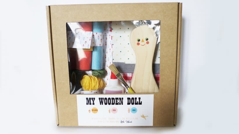 My Wooden Doll 0