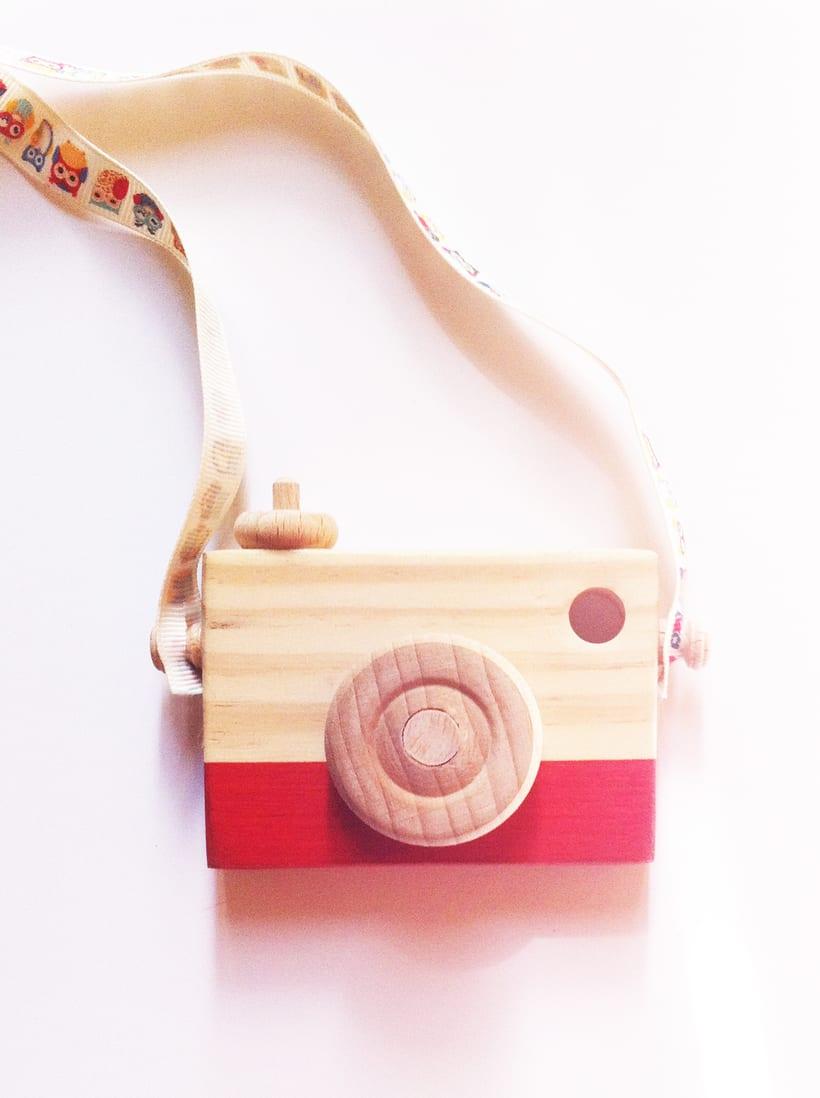 Wooden Camera 0