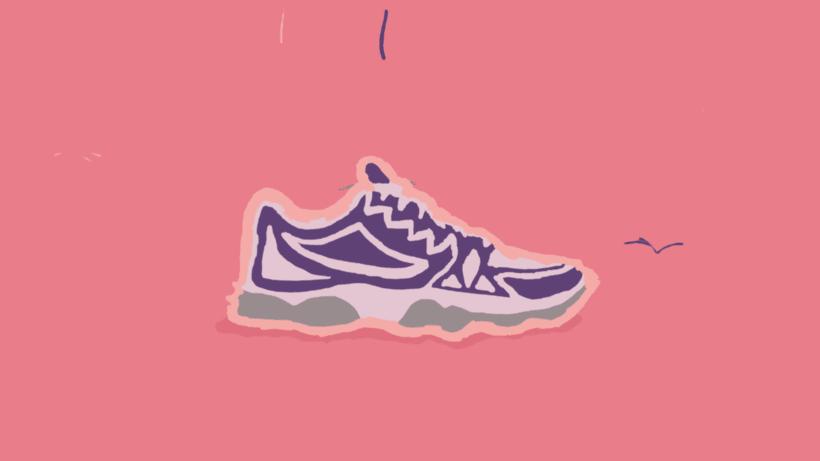 Oxy Sneaker 2