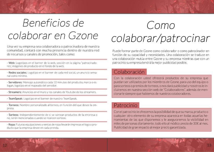 Dossier para Gzone 6