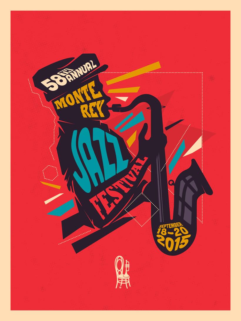 Monterey Jazz Festival 2015 0