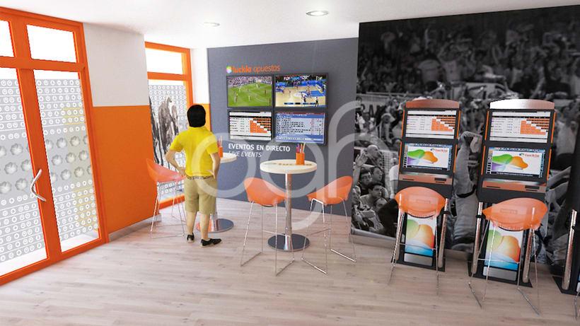 Diseño retail Luckia (más de 140 locales) -1